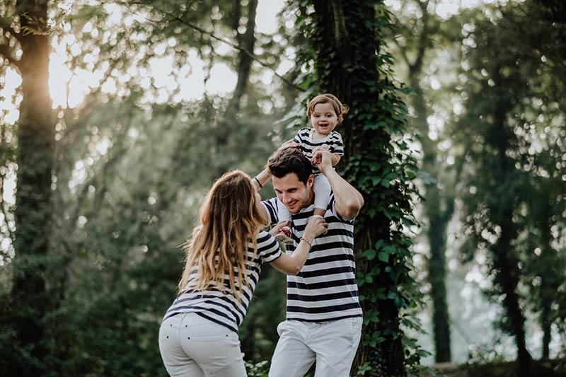 fotografo di famiglia
