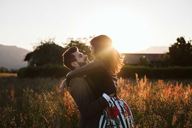 fotografo di coppia